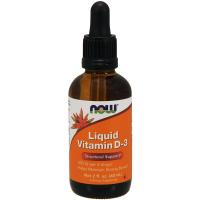 NOW Liquid Vitamin D-3 (59 ml)