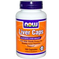 NOW Liver Caps - Капсулы для печени