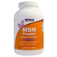 NOW MSM (454 гр)
