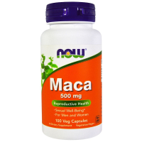 NOW Maca 500 mg (Мака)