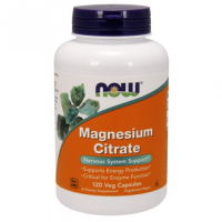 NOW Magnesium Citrate - Магния цитрат