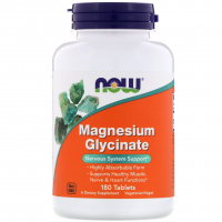 NOW Magnesium Glycinate