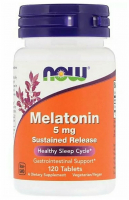 NOW Melatonin 5 mg SR