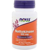 NOW Nattokinase 100 mg - Наттокиназа