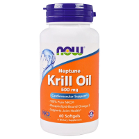 NOW Neptune Krill Oil 500 mg
