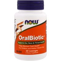 NOW OralBiotic