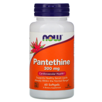 NOW Pantethine 300 mg - Пантетин
