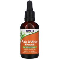 NOW Pau D'Arco Extract (60 ml)