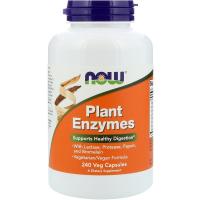 NOW Plant Enzymes - Растительные энзимы