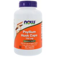 NOW Psyllium Husk Caps 700 mg - Шелуха семян подорожника