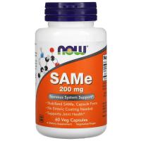 NOW SAMe 200 mg