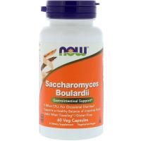 NOW Saccharomyces Boulardii
