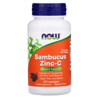 NOW Sambucus Zinc-C
