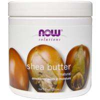NOW Shea Butter (207 мл) - Масло Ши