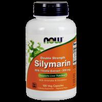 NOW Silymarin 300 mg - Силимарин (экстракт расторопши пятнистой)