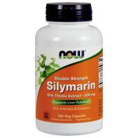NOW Silymarin 300 mg - Расторопша