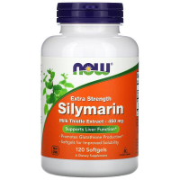 NOW Silymarin 450 mg - Расторопша