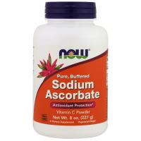 NOW Sodium Ascorbate - Аскорбат натрия (227 г)