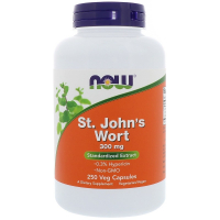 NOW St. John's Wort 300 mg - Зверобой
