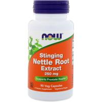 NOW Stinging Nettle Root Extract 250 mg - Экстракт корня жгучей крапивы