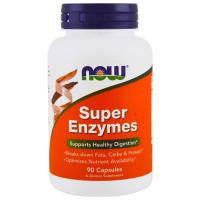 NOW Super Enzymes - Супер Энзимы