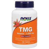 NOW TMG 1000 mg - Триметилглицин