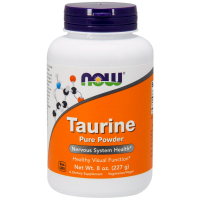 NOW Taurine Pure Powder (227 гр)