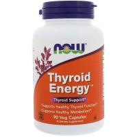 NOW Thyroid Energy - Поддержка щитовидной железы