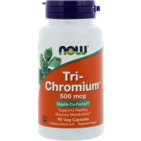 NOW Tri-Chromium 500 mcg