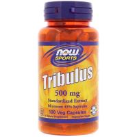 NOW Tribulus 500 mg (100 капс)