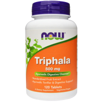 NOW Triphala 500 mg – Трифала