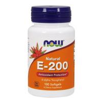 NOW Vitamin E-200