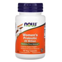 NOW Woman's Probiotic 20 Billion