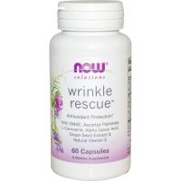 NOW Wrinkle Rescue (капсулы от морщин)