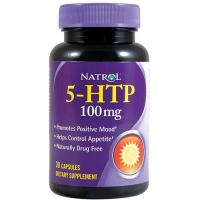Natrol 5-HTP 100 mg (30 капс)