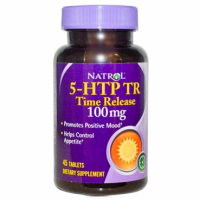 Natrol 5-HTP 100 mg Time Release (45 таб)