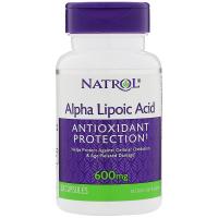 Natrol Alpha Lipoic Acid 600 mg
