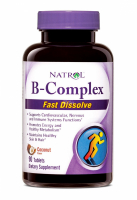 Natrol B-Complex Fast Dissolve
