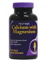 Natrol Calcium with Magnesium (120 таб)