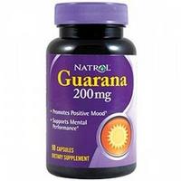 Natrol Guarana 200 mg (90 капс)