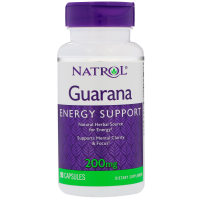 Natrol Guarana 200 mg