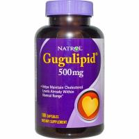 Natrol Gugulipid 500 мг