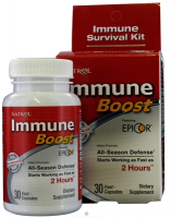 Natrol Immune Boost (30 капс)