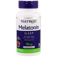 Natrol Melatonin 10 mg Fast Dissolve (60 таб)