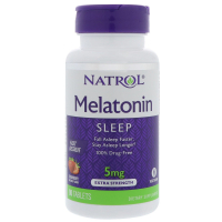 Natrol Melatonin 5 mg Fast Dissolve