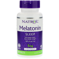 Natrol Melatonin 5 mg Time Release (100 таб)