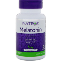 Natrol Melatonin 5 mg (60 таб)