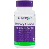 Natrol Memory Complex (60 таб)