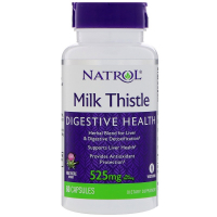 Natrol Milk Thistle - Расторопша