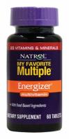 Natrol My Favorite Multiple Energizer (60 таб)